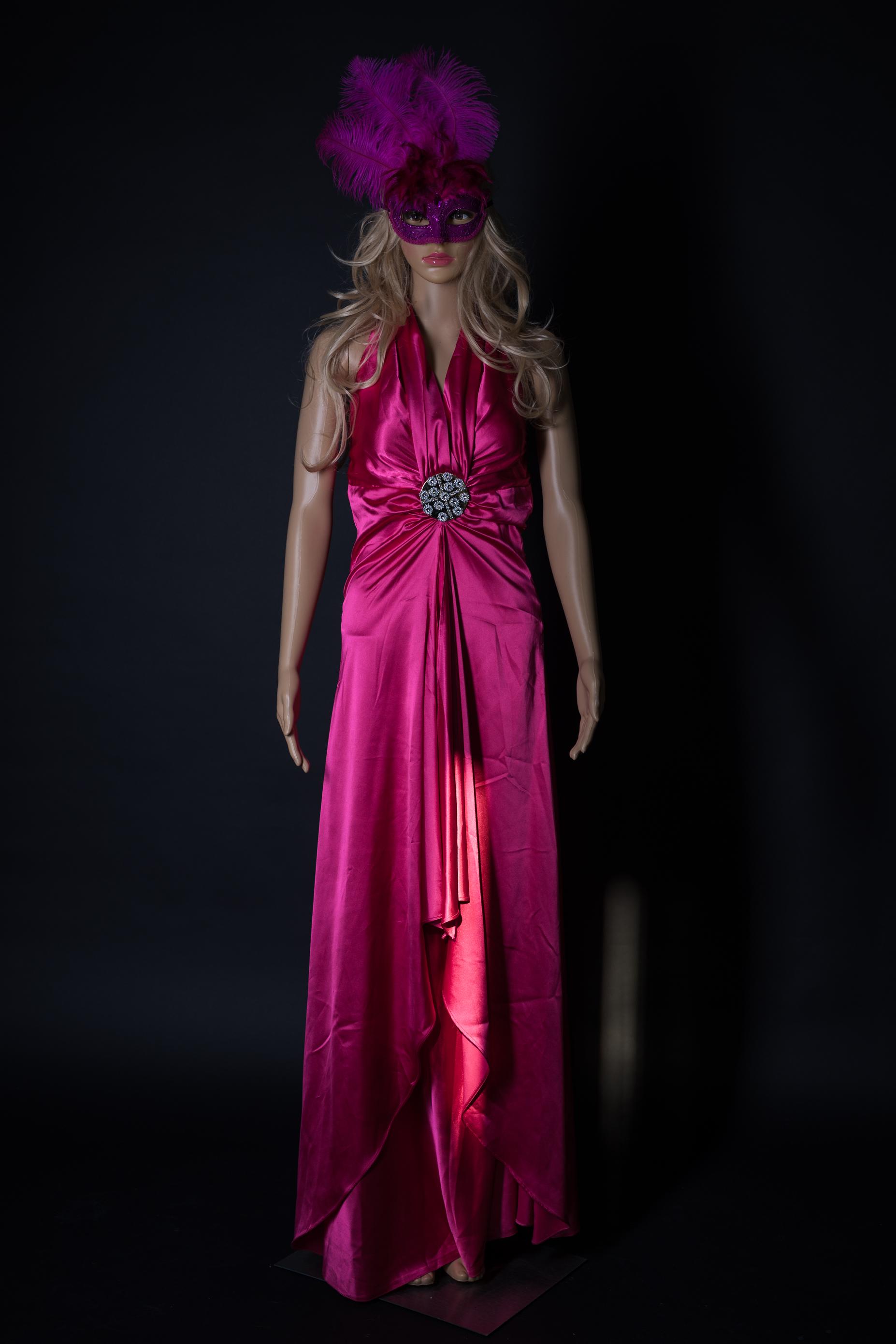 Pinkes Kleid Fantasy